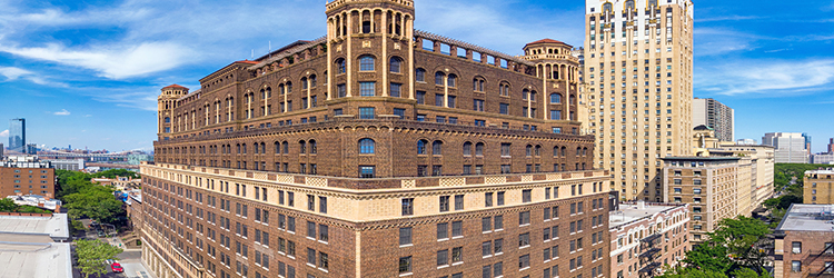Property of the Month: The iconic 21 Clark St. re-opens as <br>The Watermark at Brooklyn Heights luxury senior community