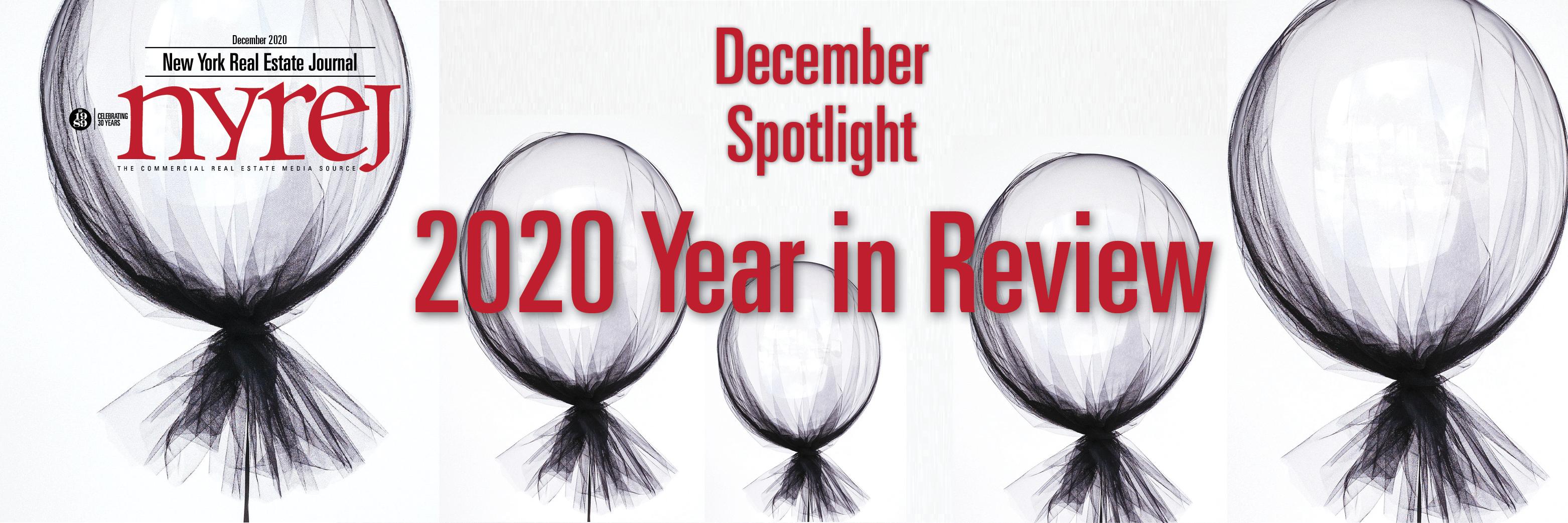 December Spotlight: <br> 2020 Year in Review