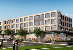 JK Equities receives approval for Roslyn mixed-use development; design by Mojo Stumer Assocs.