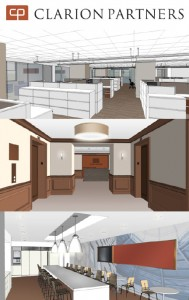 Clarion's new space at 230 Park Avenue - New York, NY