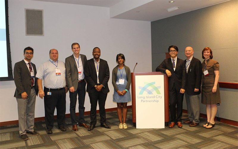 LIC Partnership's inaugural Green Building Technology and Regulations Business Breakfast