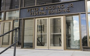 Peter W. Rodino Federal Building ARRA  - Newark, NJ