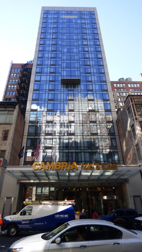Cambria Hotel And Suites New York Times Square