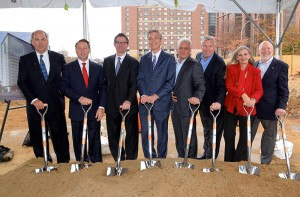 Ground breaking of 55 Bank Street - White Plains, NY