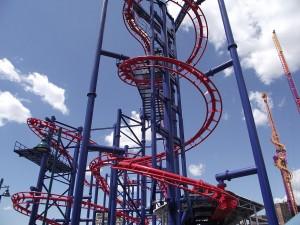Luna Park – Site B, Scream Zone - Coney Island, NY