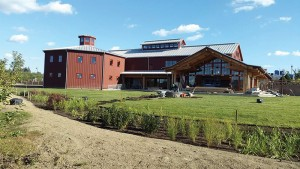 Boston Beer Company's Angry Orchard Innovation Cider House, Walden, NY
