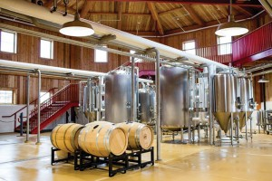 Photo of Octagon, Boston Beer Company's Angry Orchard Innovation Cider House, Walden, NY