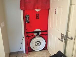 Photo of Blower Door