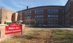 Watkins Glen School Senior Apartments