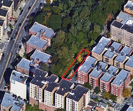 Aerial, 1-15 Wadsworth Terrace - Manhattan, NY