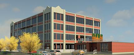Rendering, 1360 Niagara Street - Buffalo, NY